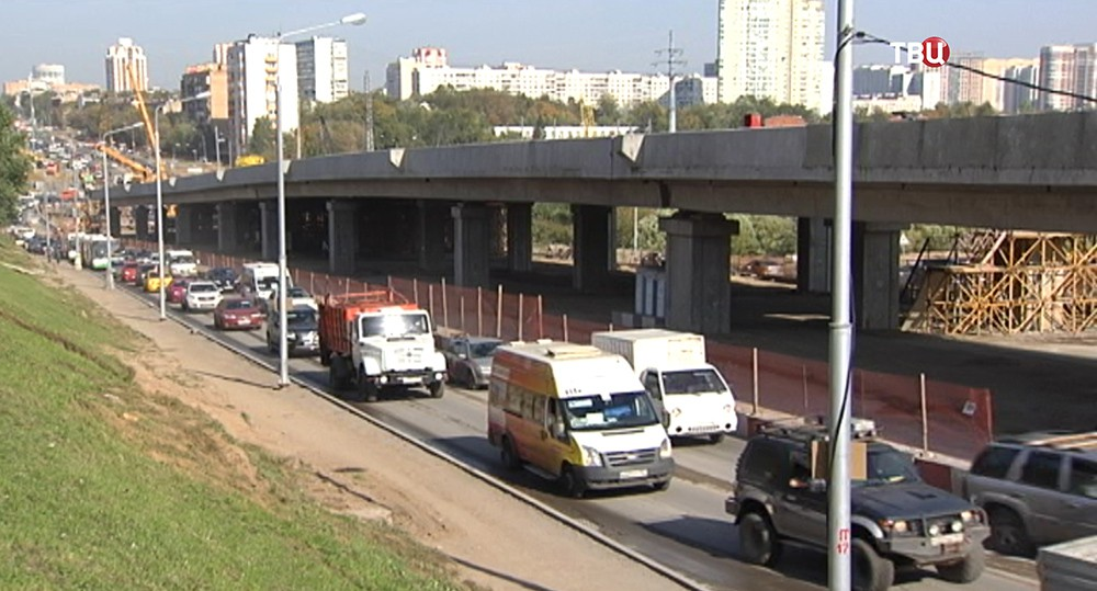 Строительство хордовой магистрали