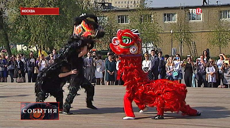 Москва и Пекин отмечают 20-летие установления партнерства