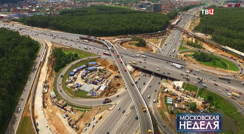 Новая автомагистраль