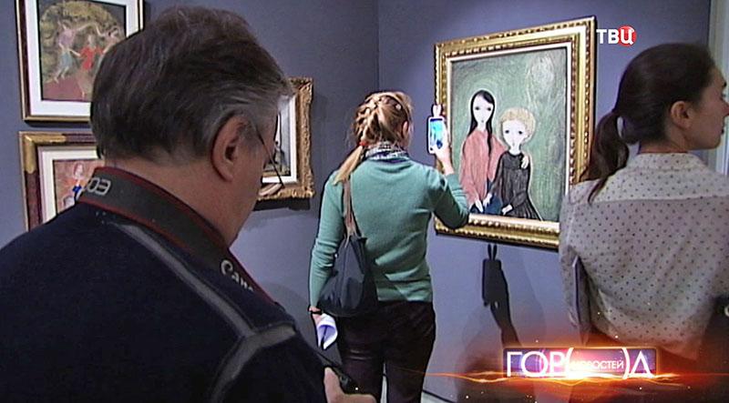 Выставка мастеров Парижской школы в ГМИИ им. А.С. Пушкина