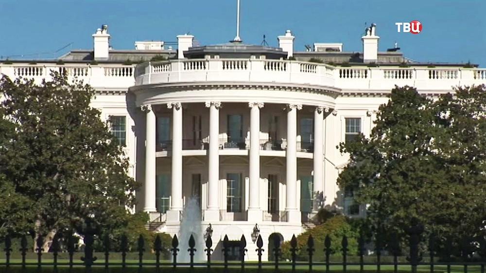 Здание Белого дома США