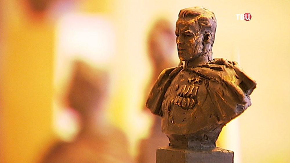Проект памятника генералу Черняховскому