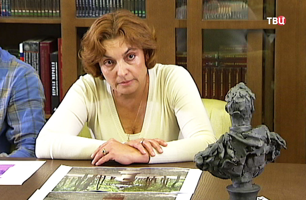 Внучка генерала Черняховского