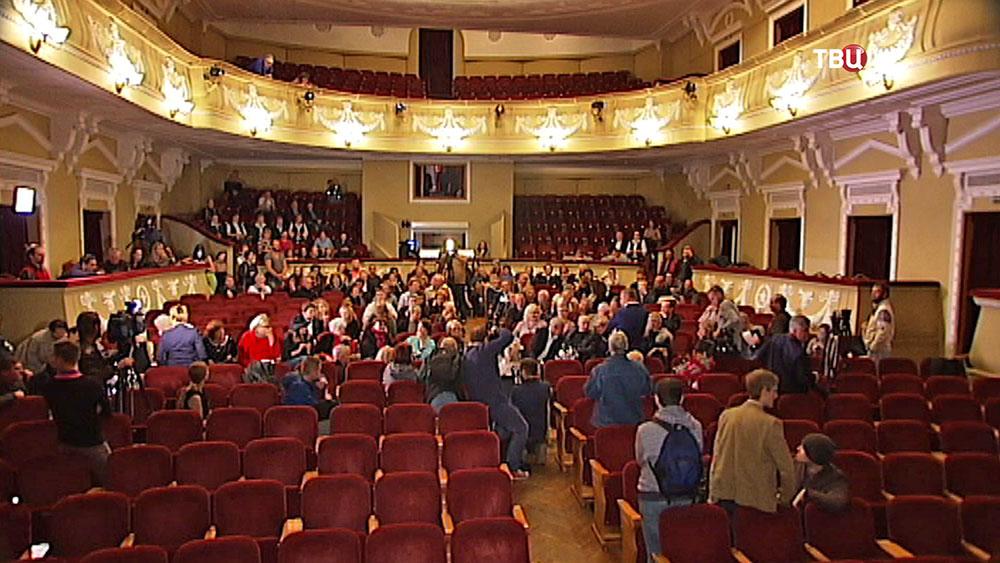 театр современник фото зала