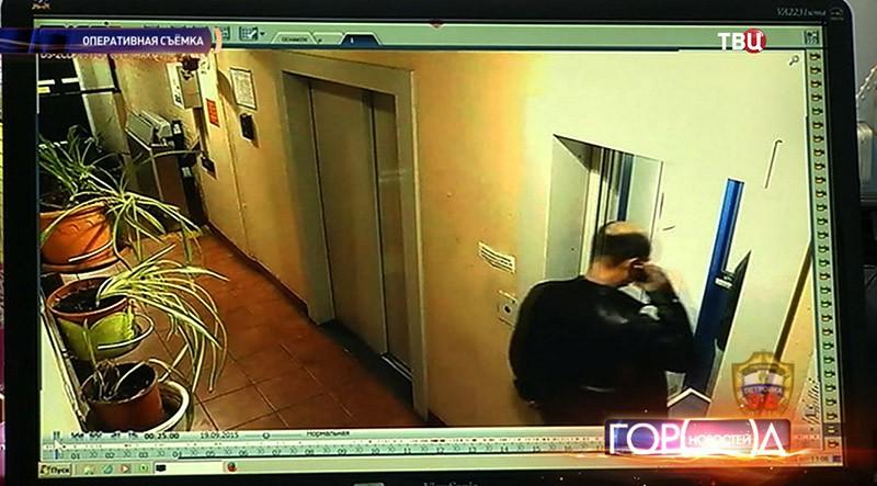 Съемка скрытой камеры