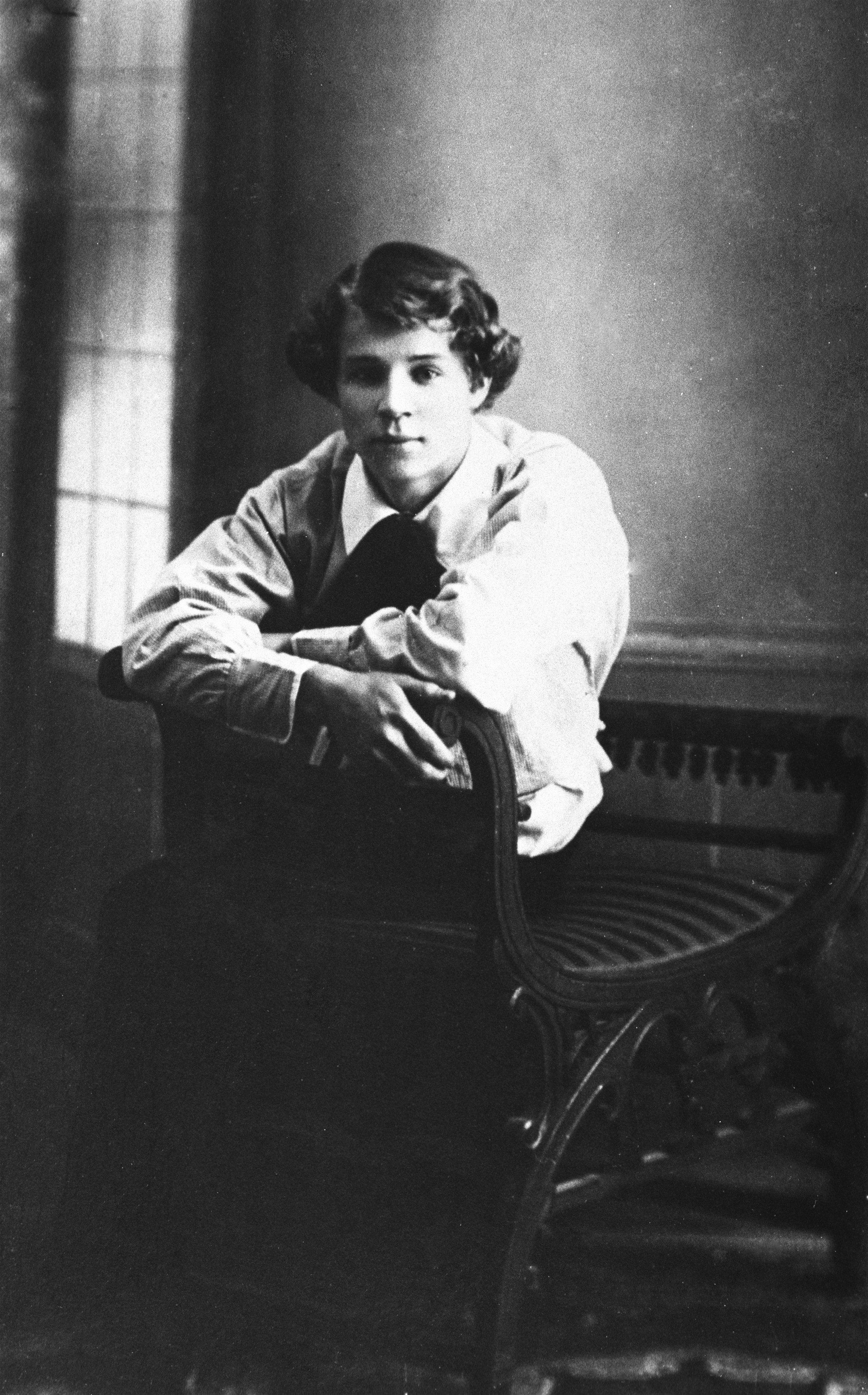 Сергей Есенин. 1914