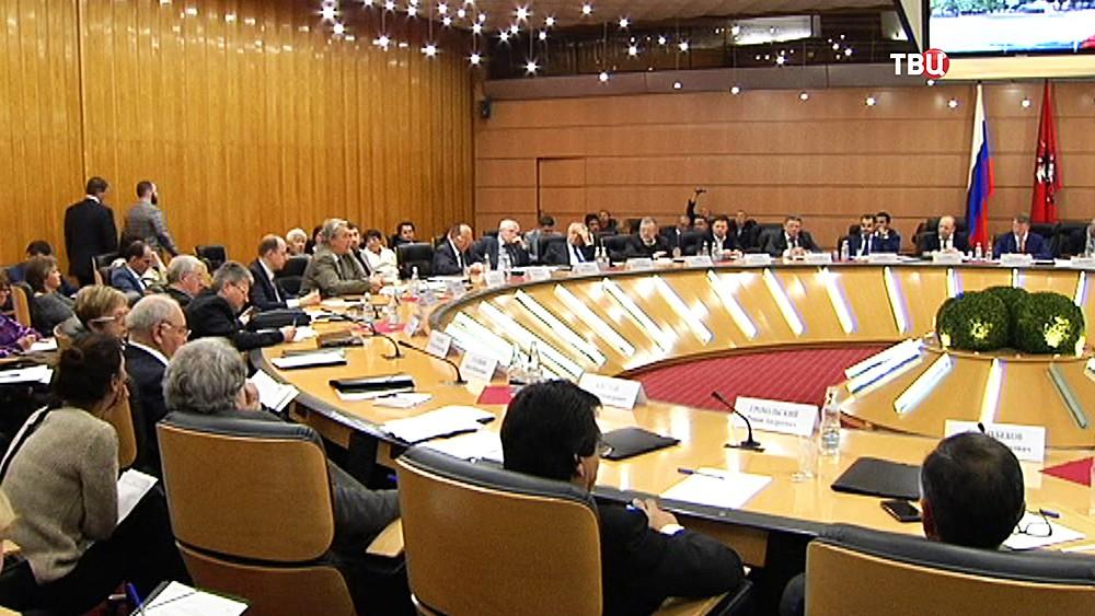 Заседание Совета по делам национальностей