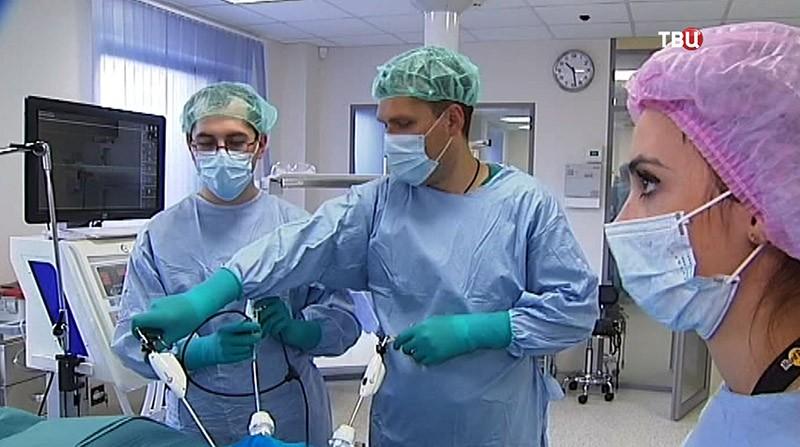 Новый учебный центр в московской Боткинской больнице