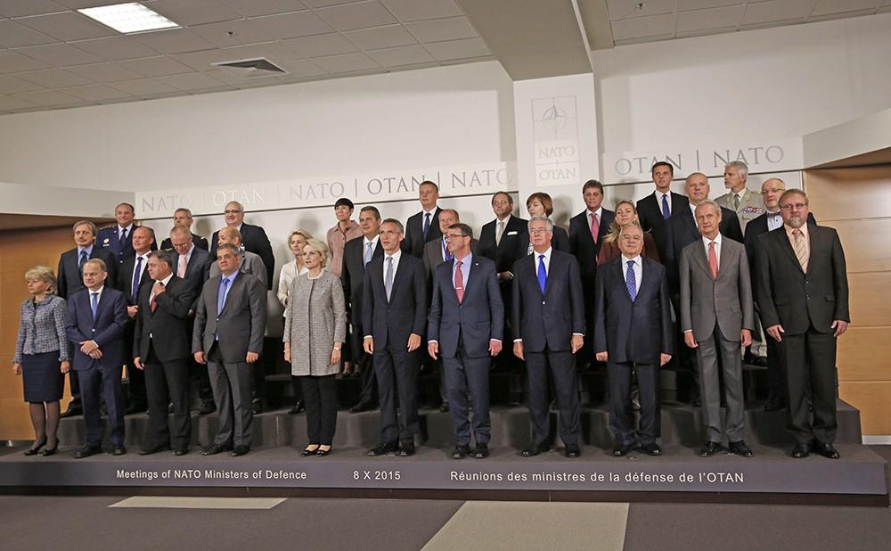 Саммит министров обороны стран НАТО