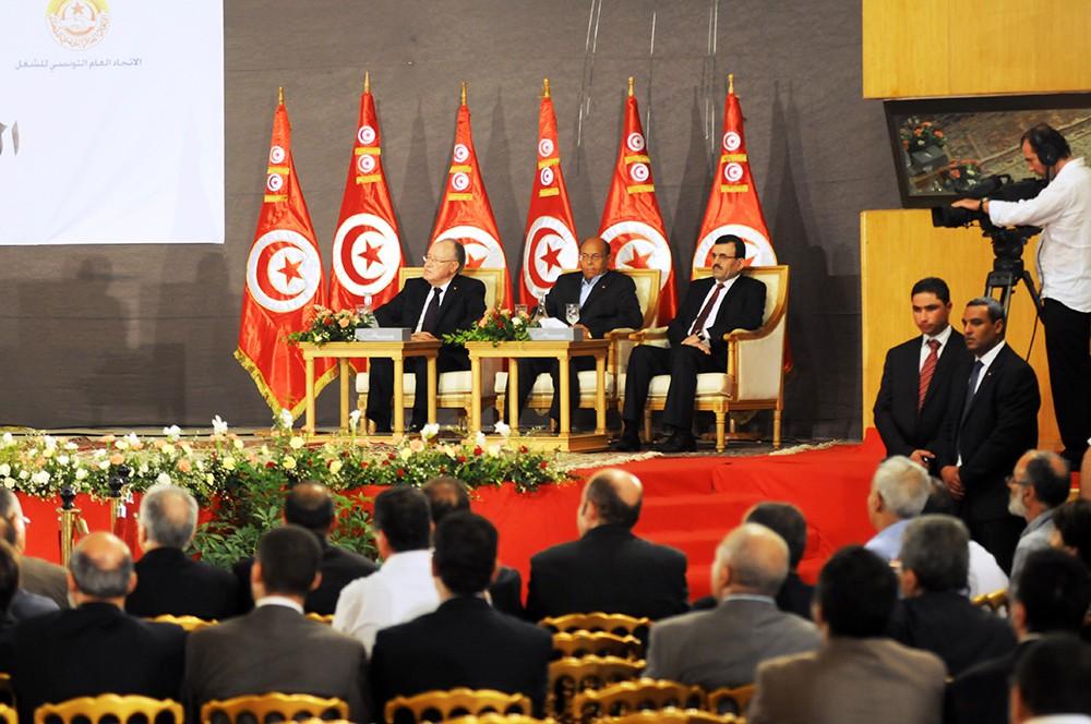 """Тунисский """"Квартет национального диалога"""""""