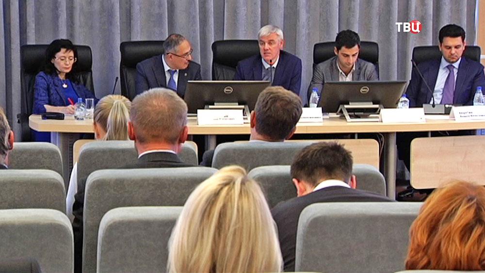 Руководители Торгово-промышленной палаты Москвы рассказали о антикоррупционной хартии