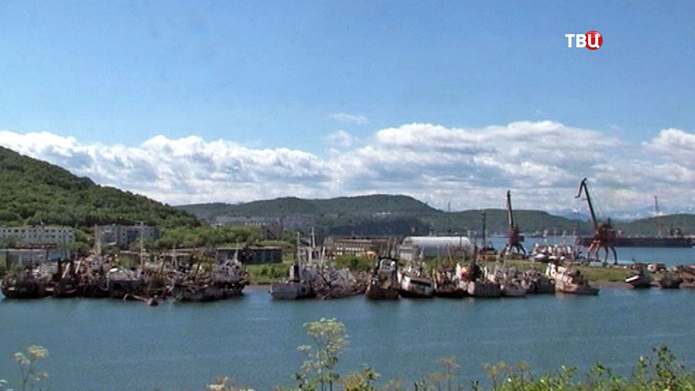 Камчатская бухта