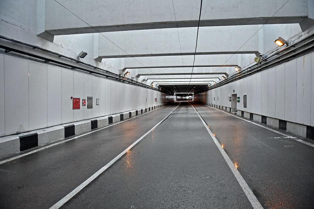 Автомобильный тоннель