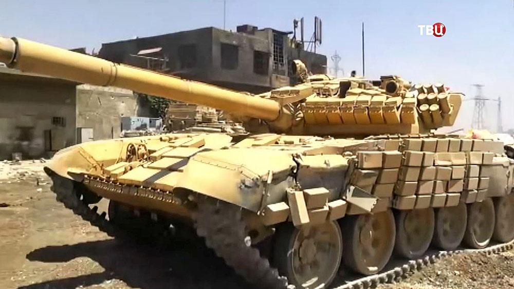 Военная техника сирийской армии