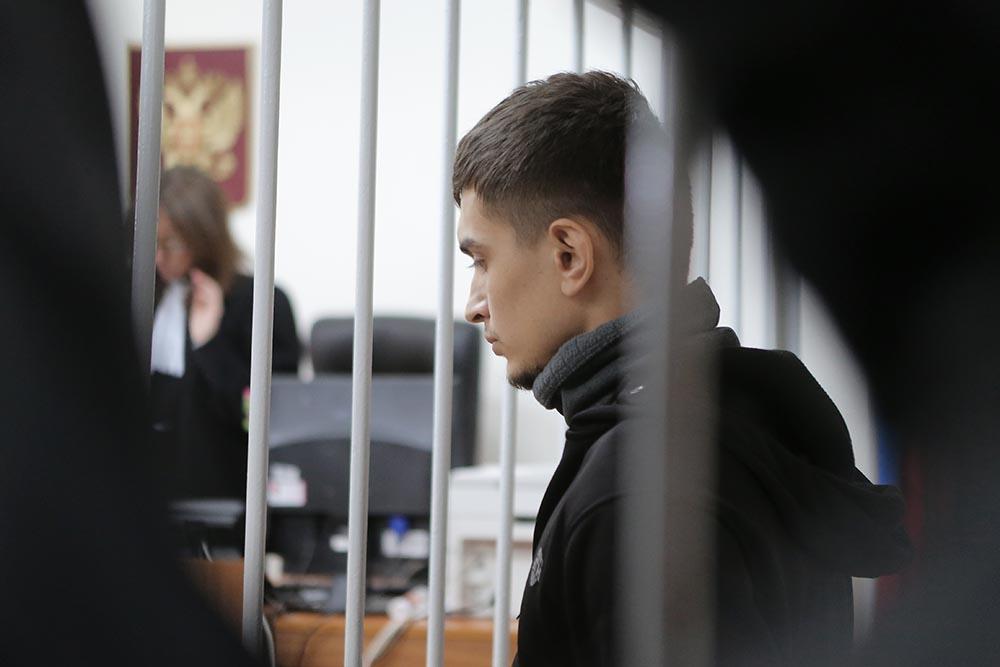Подозреваемый в подготовке теракта в Москве Аслан Байсултанов