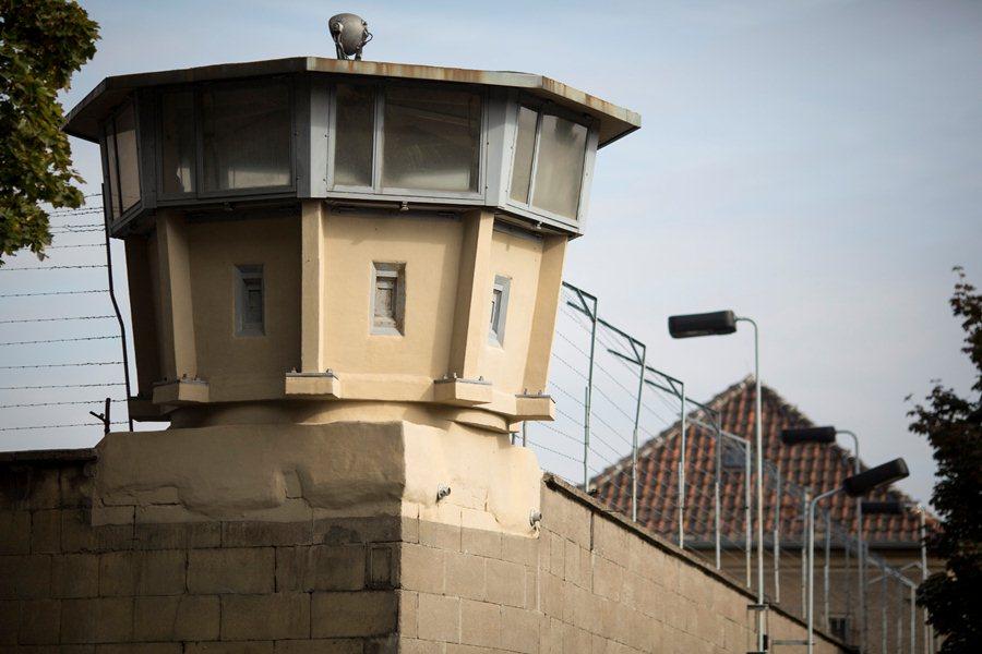 Здание тюрьмы