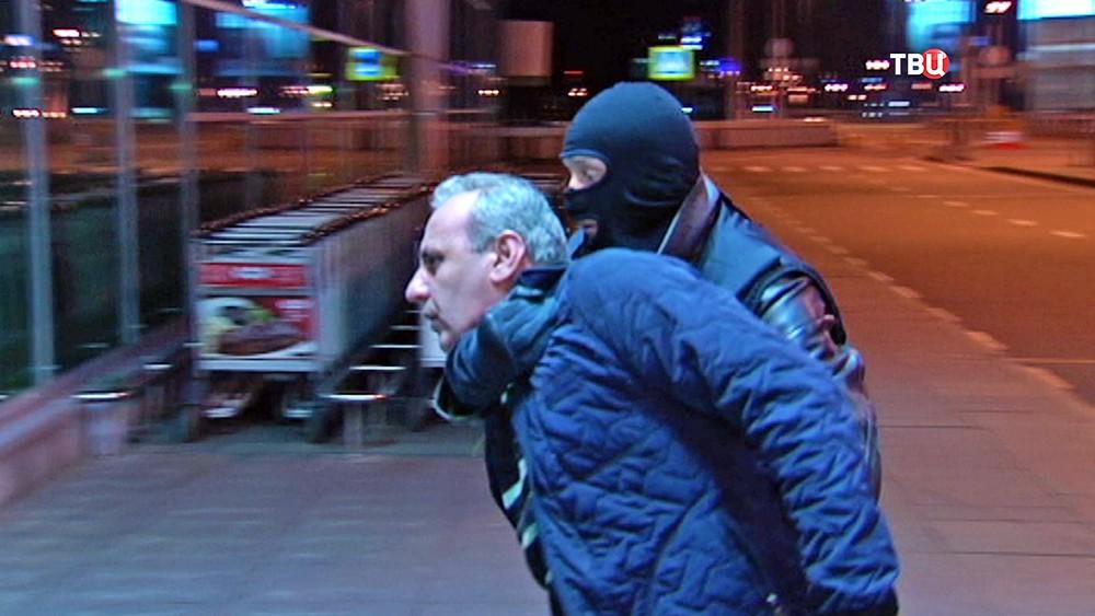 ФСБ задержала контрабандистов