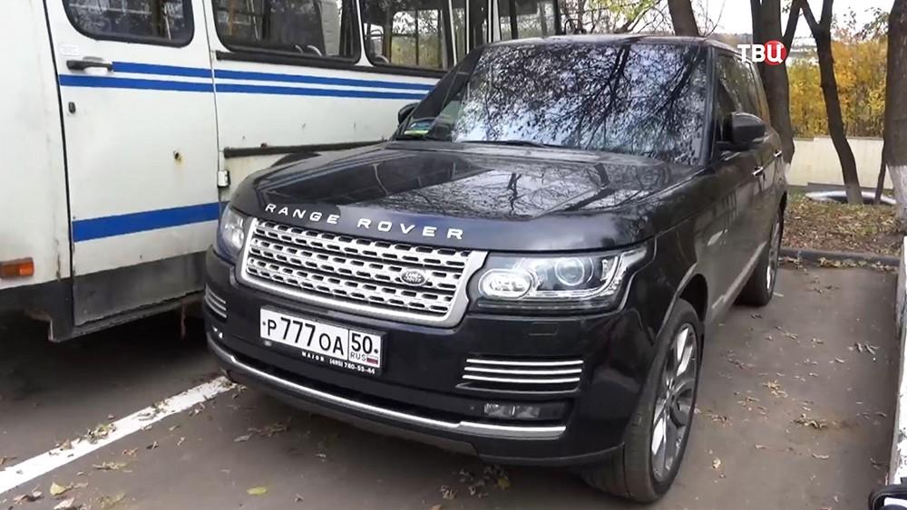 "Машина ""красногорского стрелка"" Амирана Георгадзе"