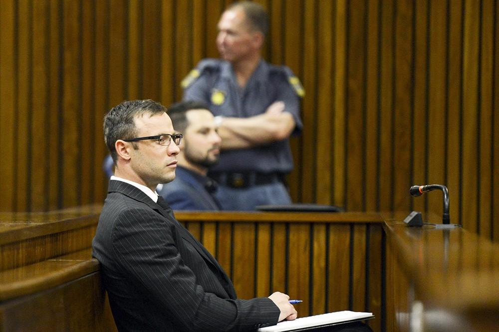 Осужденный за убийство южноафриканский паралимпиец Оскар Писториус