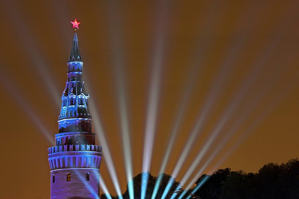 Кремлёвская башня