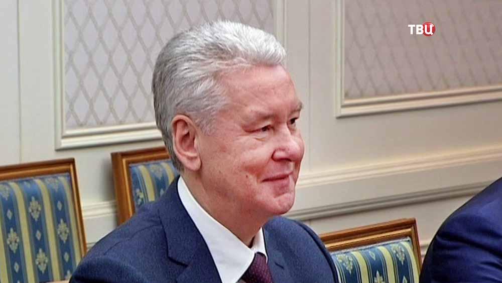 Мэры Москвы Сергей Собянин