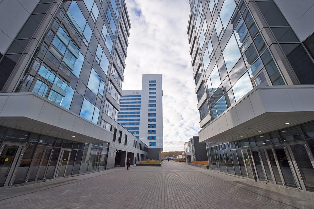 Гостинично-деловой комплекс