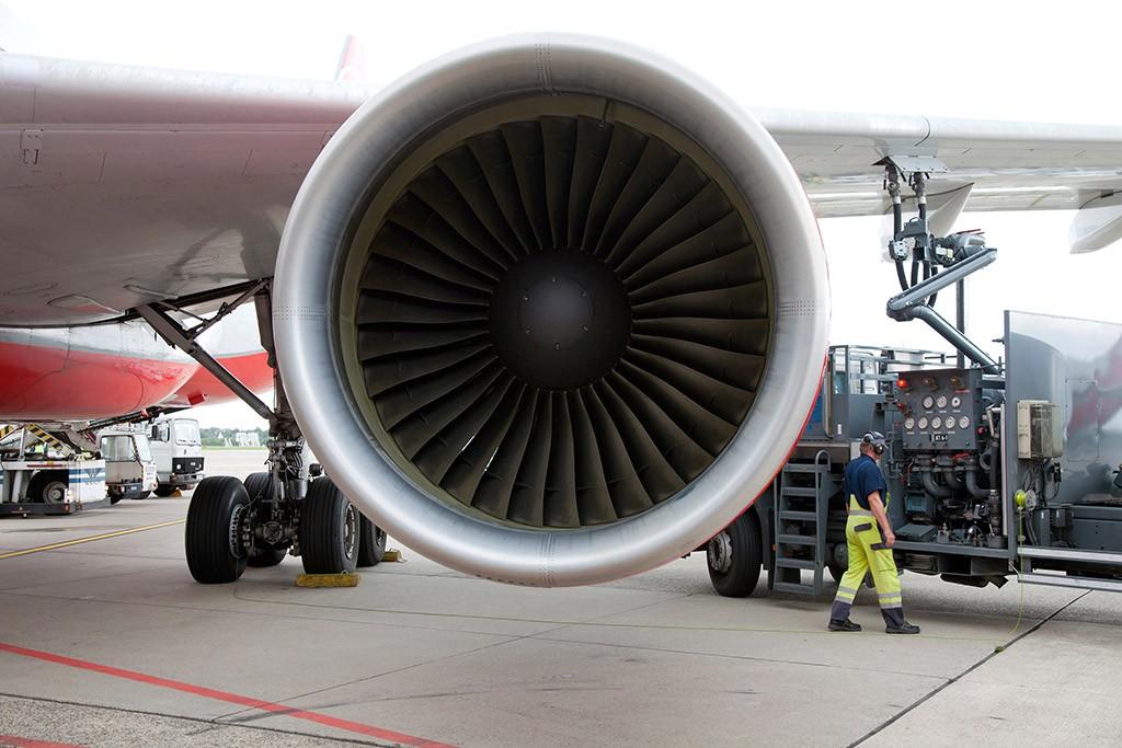 Двигатель самолета Airbus A321