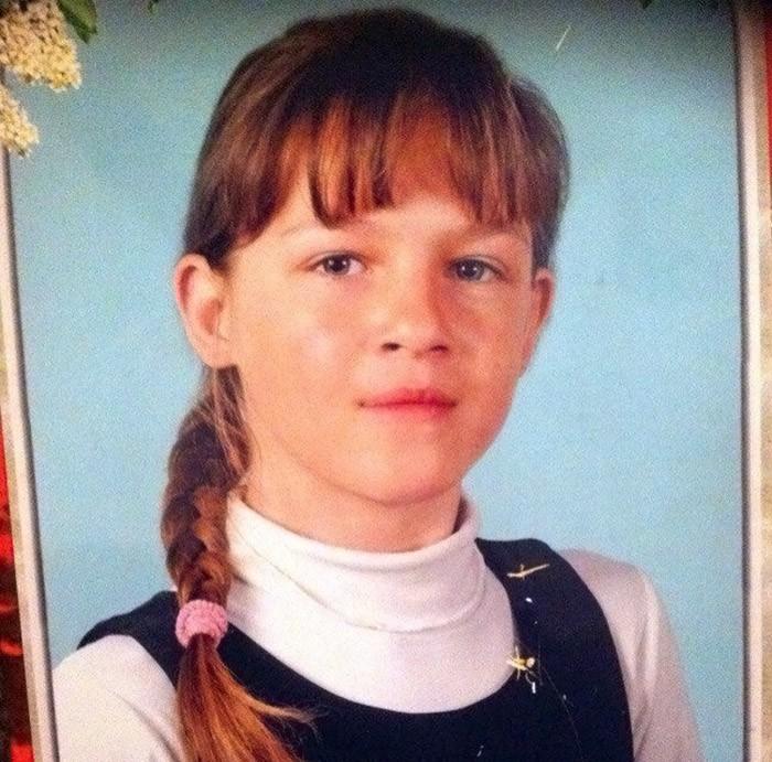 Убитая школьница Ира Шевцова