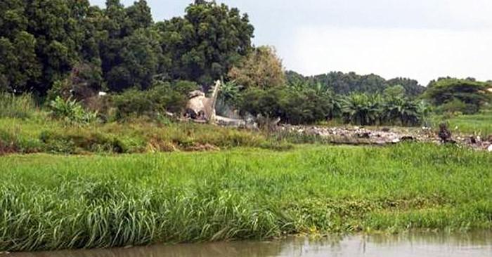 Катастрофа Ан-12 в Южном Судане