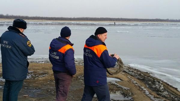 Спасательная операция в Хабаровском крае