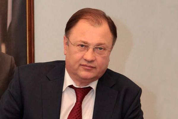 Префект ЦАО Москвы Виктор Фуер