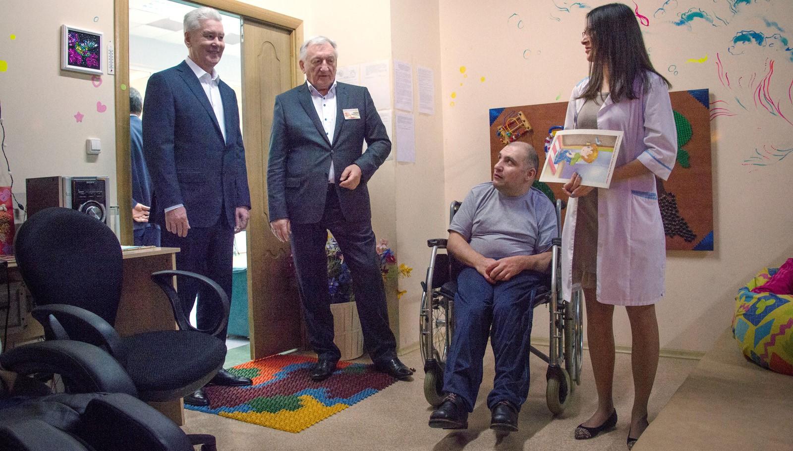Психоневрологический интернат для престарелых в москве пансионат для пожилых сыктывкар максаковка