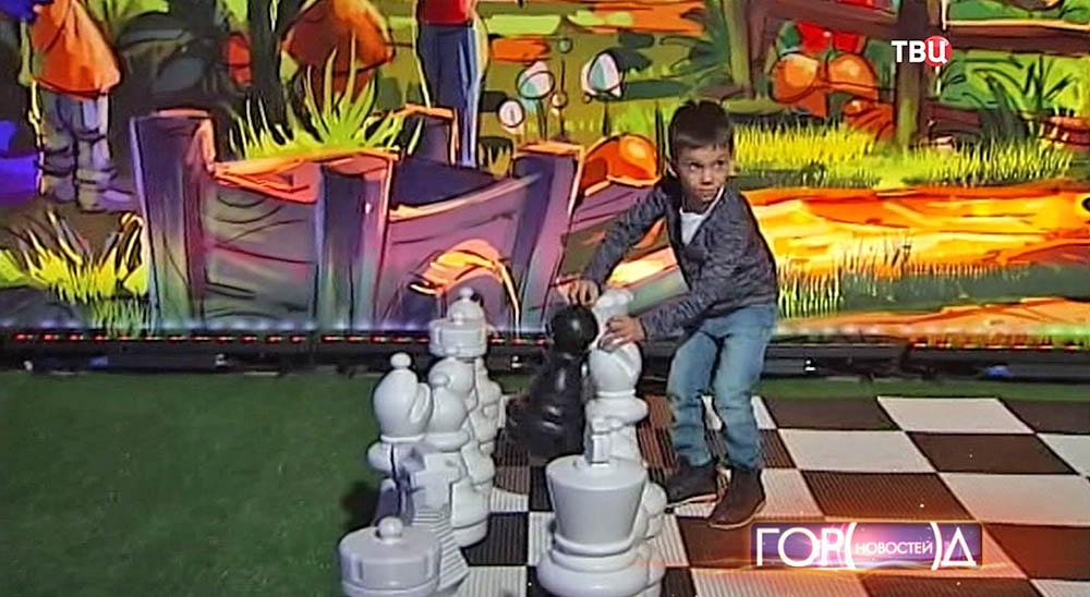 Детский парк развлечений мирового уровня