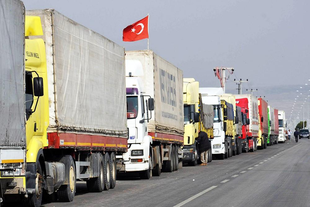Турецкие грузовики