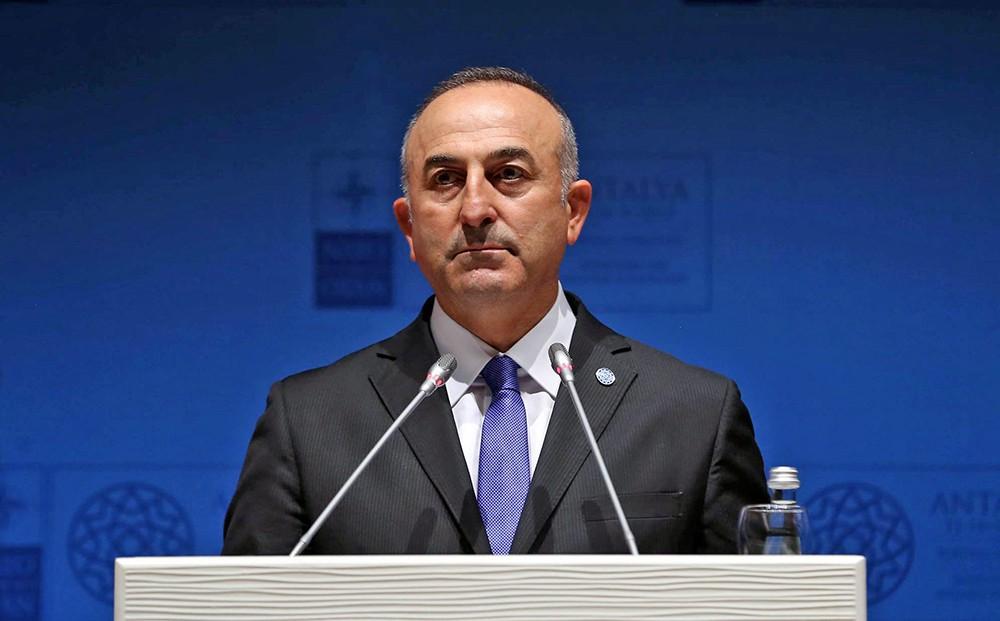 Глава МИД Турции Феридун Синирлиоглу (с 28 августа по 17 ноября 2015 года)