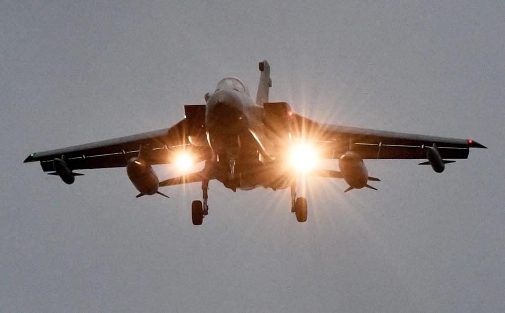 Истребитель Tornado
