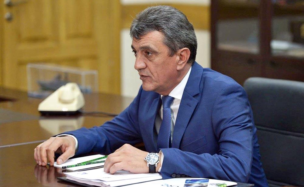 Губернатор Севастополя Сергей Меняйло