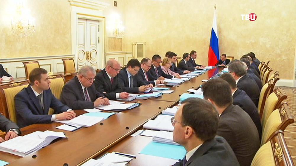 Заседание правительственной комиссии по контролю за иностранными инвестициями
