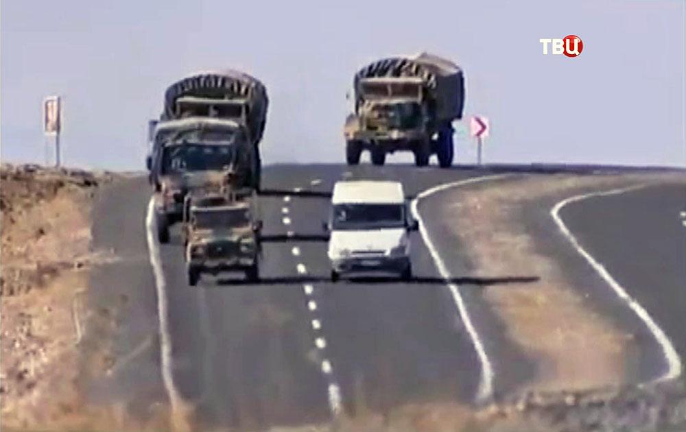 Военная техника армии Турции