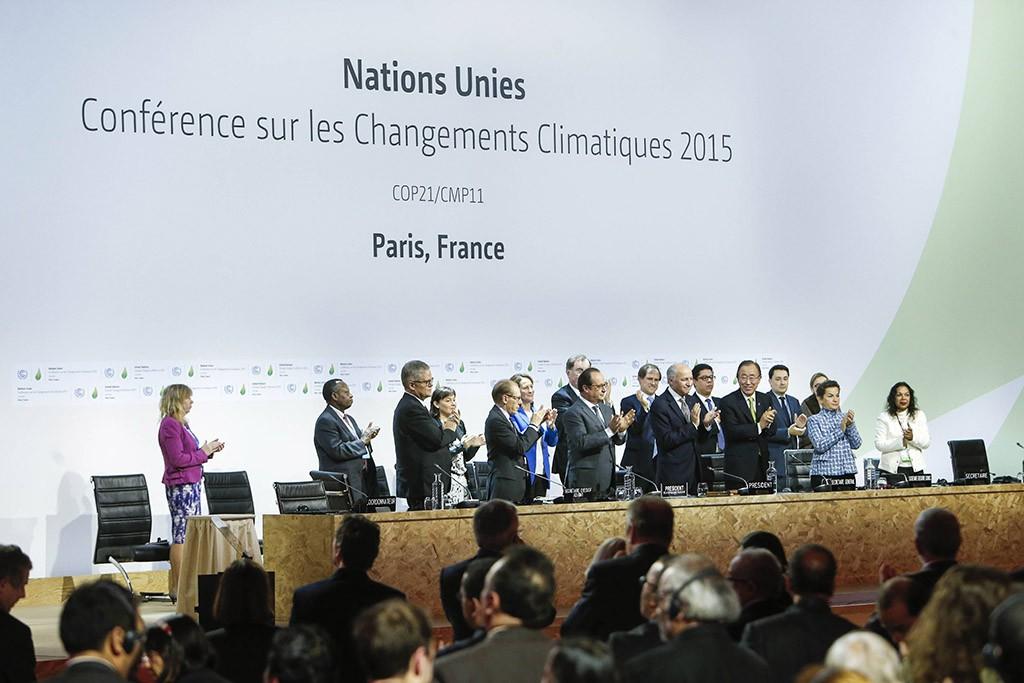 Всемирная конференция по климату в Париже