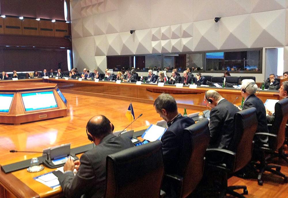 Конференция Европейской полиции