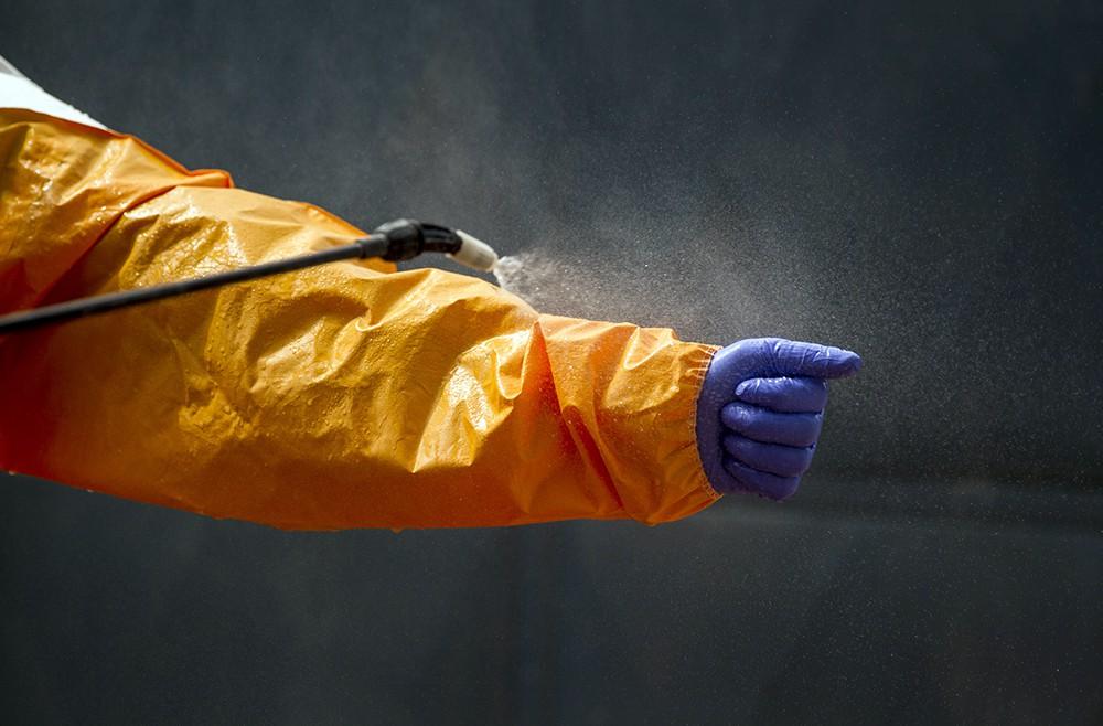 Борьба с эпидемией