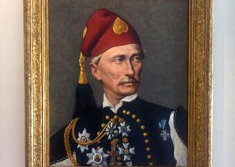 Сходство Владимира Путина с Арнольфини