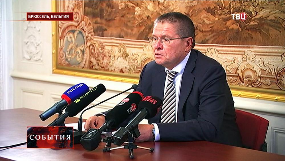 Глава Минэкономразвития России Алексей Улюкаев