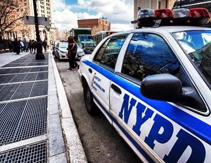 Полиция США в Нью-Йорке