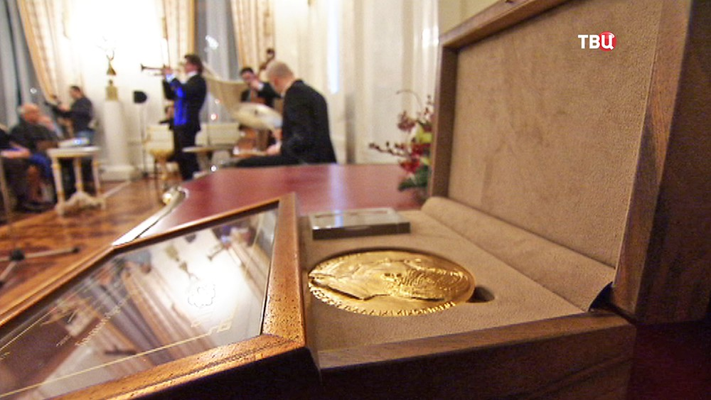 Медаль Сергея Михалкова