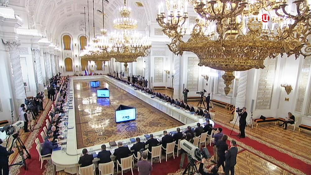 Заседание Госсовета