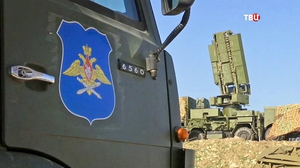 Системы ПВО российской армии