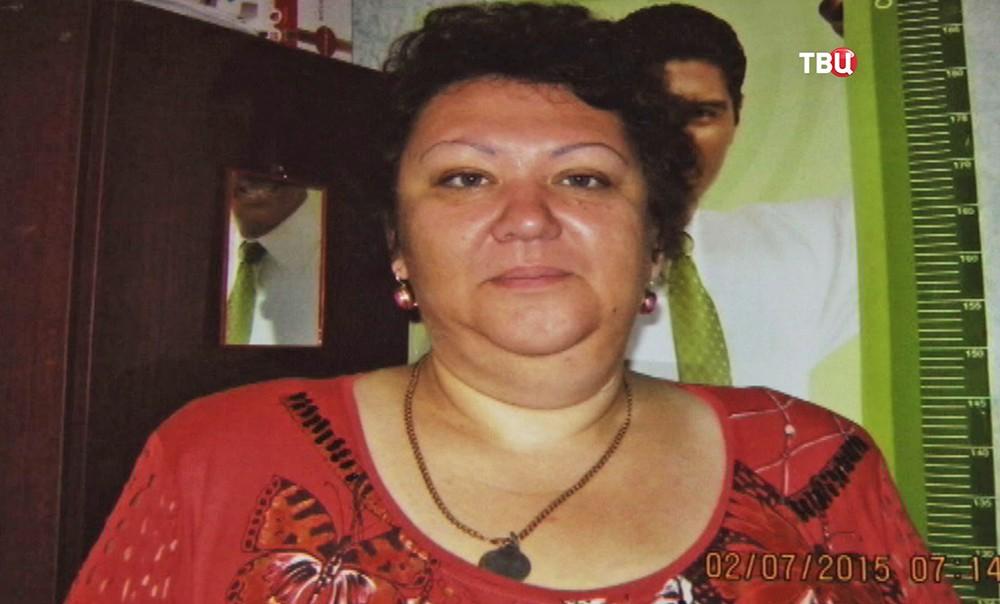 Фото жительницы Кузбасса до похудения