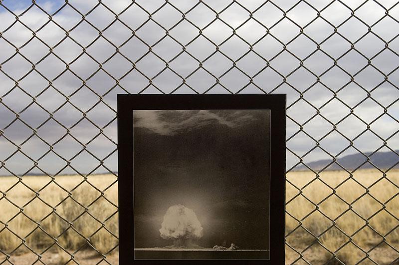 Фотография атомного взрыва